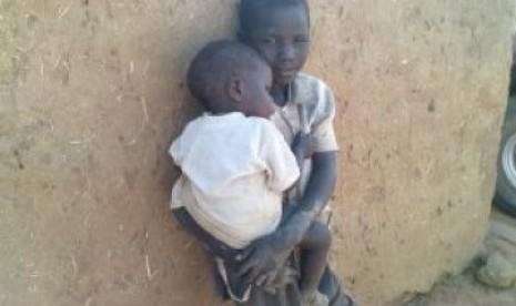 Kelaparan dan kurangnya sarana medis masih membelenggu Darfur, Sudan.