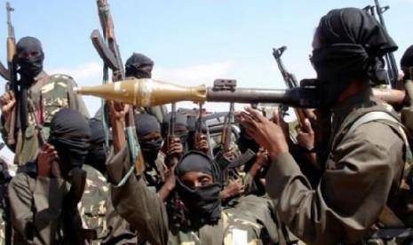Kelompok bersenjata Boko Haram Nigeria