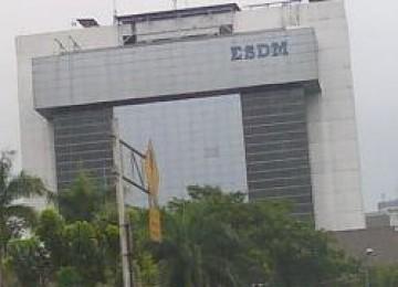 Kementerian ESDM, ilustrasi
