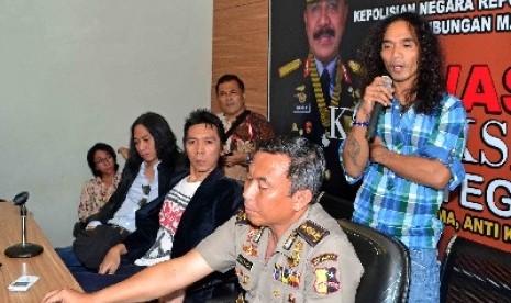 Kepala Bagian Penerangan Umum Polri Kombes Agus Rianto