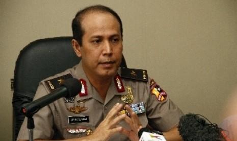 Kepala Biro Penerangan Masyarakat Polri, Brigjen Pol Boy Rafli Amar.