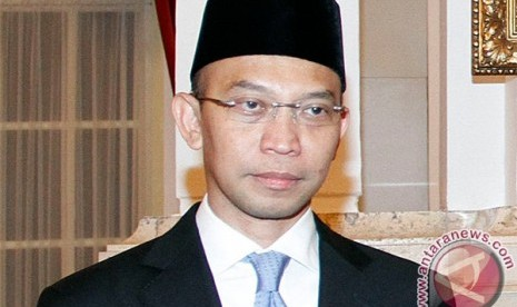 Kepala BKPM, M Chatib Basri