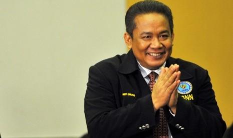 Kabareskrim Jenderal Anang Iskandar