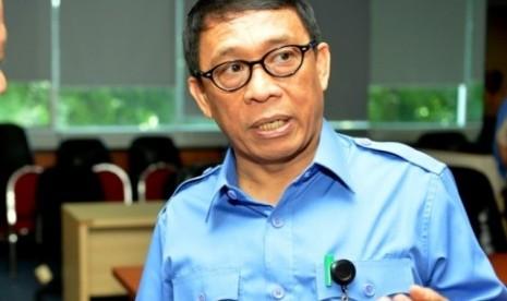 Kepala Humas Kemenkominfo Ismail Cawidu.
