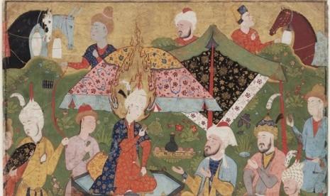 Kerajaan Safawi, Dari Sufisme Menuju Gelanggang Politik (1)