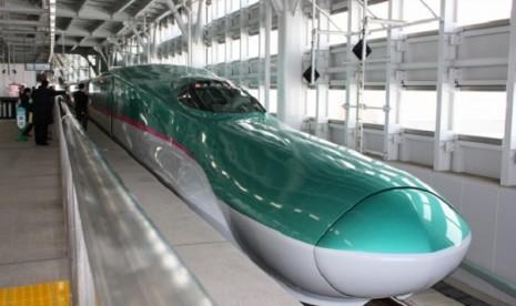 Kereta cepat, Shinkansen
