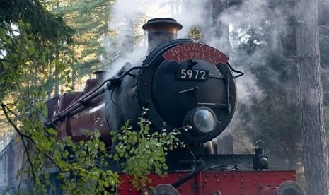 Kereta uap Hogwarts Express
