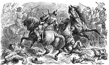 Runtuhnya Dinasti Umayyah (1)