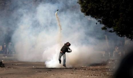Kerusuhan di Ibu Kota Mesir, Kairo