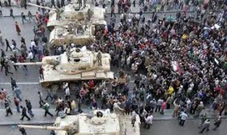 Kerusuhan di Mesir