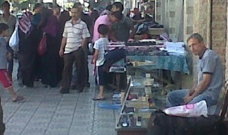 Warga Gaza Antusias Sambut Idul Adha