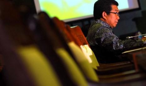 Ketua Dewan Komisioner OJK, Muliaman D. Hadad
