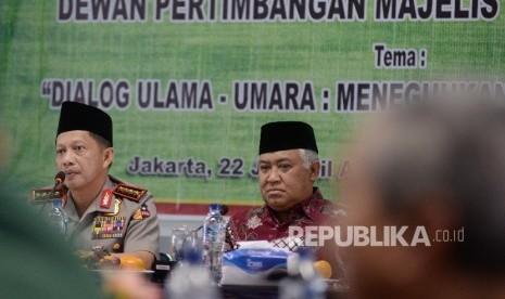 Din Syamsuddin: Negara Jangan Atur Ceramah, Ada Alquran dan Hadis