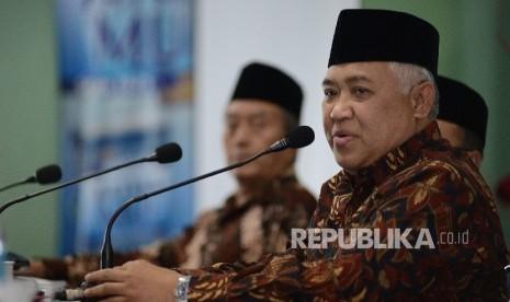 Din Syamsuddin Puji Inisiatif Pendiri BMT Beringharjo