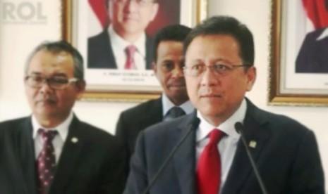 Ketua Dewan Perwakilan Daerah (DPD) RI, Irman Gusman