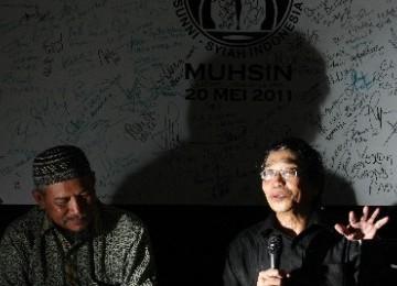 Ketua Dewan Syura IJAB Indonesia, KH Jalaluddin Rakhmat,