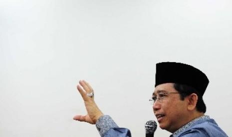 Ketua DPR RI, Marzuki Alie.
