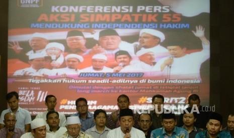 GNPF MUI to hold 55 rally on Friday