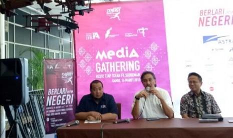 Lomba Lari dengan Pakaian Adat akan Digelar di Jakarta