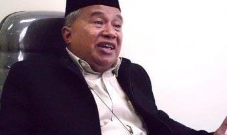 ketua majelis ulama indonesia mui bidang hubungan luar negeri kh ...