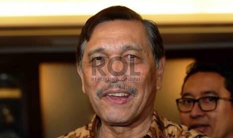 Wowww ... Anak Buah Luhut di Istana Ternyata alumni Staff Gedung Putih & Uni Eropa