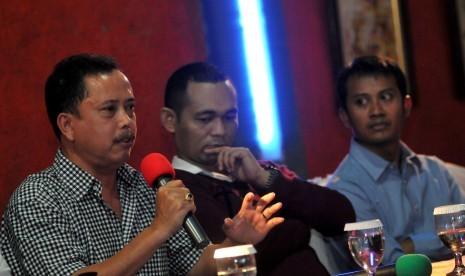 Ketua Presidium Indonesia Police Watch (IPW) Neta S Pane