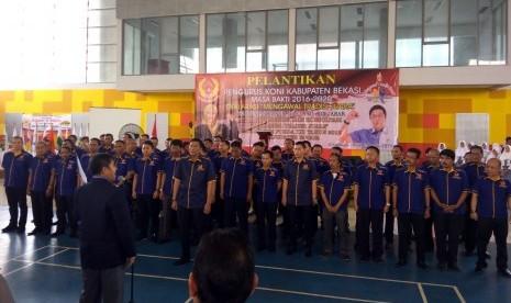Kabupaten Bekasi Deklarasi 'Mengawal Tradisi Juara'