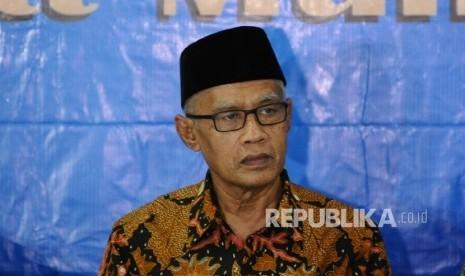 Tanggapi Presiden Jokowi, Haedar: Agama dan Politik tak Terpisah