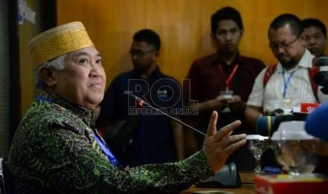 Din Usul KPU Tiru Proses Pemilihan di Muktamar