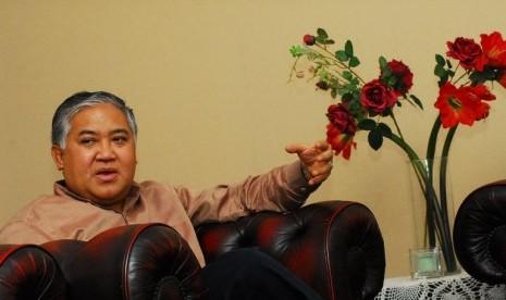 Ketua Umum PP Muhammadiyah, Din Syamsudin