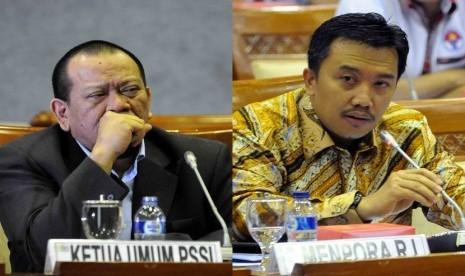 Menpora: Jokowi Dukung Pembekuan PSSI