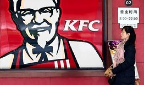Gunakan Bahan Terlarang, KFC Minta Maaf ke Cina