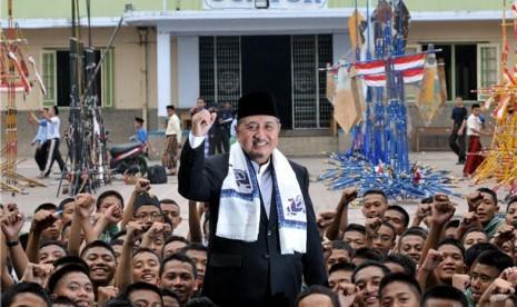 Abdullah Syukri Berhalangan Hadir di 'Tokoh Perubahan Republika 2011'