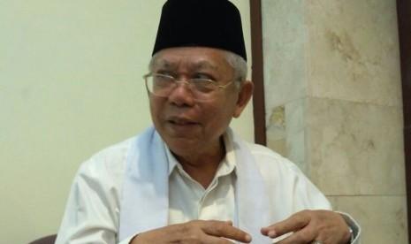 Ma'ruf Amin: Jaksa Kasus Ahok Delegitimasi MUI, NU dan Muhammadiyah
