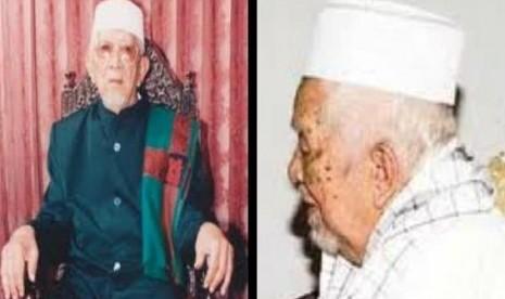 KH Muntaha al-Hafidz.