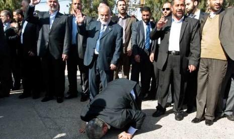 Rakyat Palestina Diminta Kuat dan Bersatu
