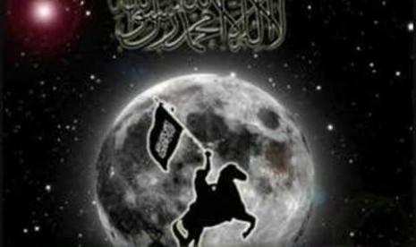 Khalid bin Walid (ilustrasi)