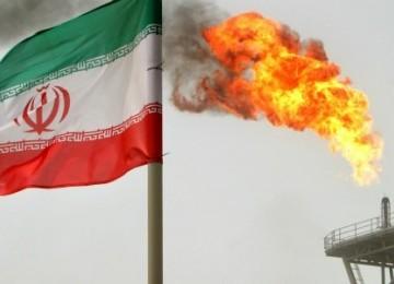 Kilang minyak Iran.