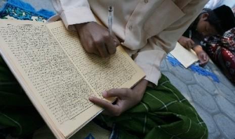Qami' al-Thughyan Ungkap Mutiara Iman