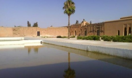 Istana Al-Bahia, Mutiara di Kota Marrakech (2)
