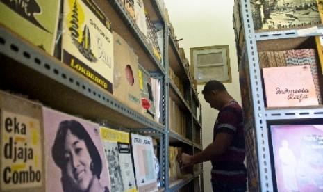 Record Store Day Bandung, Ajang Para Kolektor Musik
