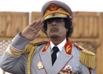 Kolonel Muammar Khadafi