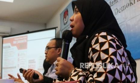 KPU DKI Antisipasi Kecurangan Pilkada