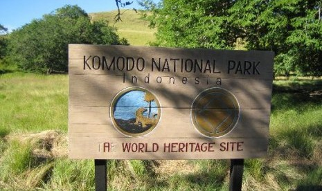 Komodo National Park (file photo)