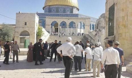 Komplek Masjidil Aqsa