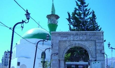 Kompleks Pemakaman Bab as-Shagir Damaskus lokasi peristirahatan terakhir para sahabat dan tabiin terkemuka