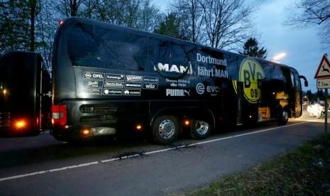 Polisi Sebut Teror Bom Bertujuan Jatuhkan Saham Borussia Dortmund