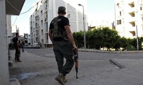 Konflik bersenjata di Suriah.