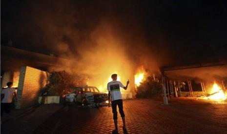 Dua Mantan Anggota Pasukan Khusus AS Tewas di Libya