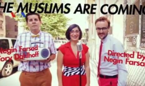 Kontroversi Iklan 'The Muslims Are Coming'